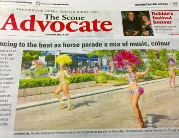 Scone Festival