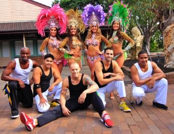 Best Samba Dancers Sydney