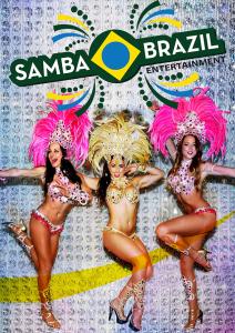 Brazilian entertainment, brazilian dancers