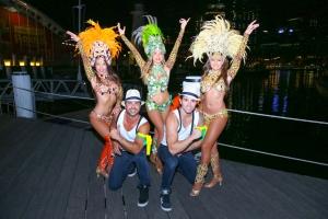 Corporate Samba Show