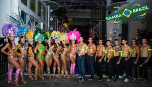 Lambada, Samba, Brazilian dance