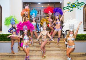 samba dancers sydney