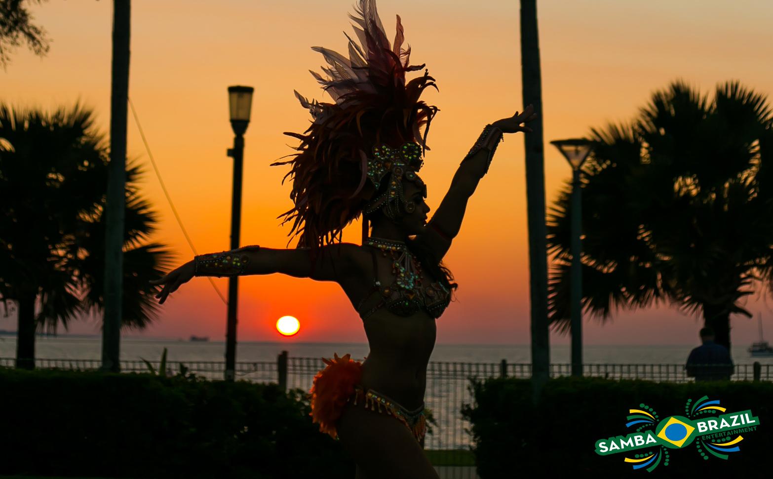 Lambada, Samba, Brazilian dance, Darwin entertainment