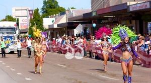 Lambada, Samba, Brazilian dance, Samba Parade